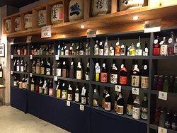 Kurand Sake Market, Ueno