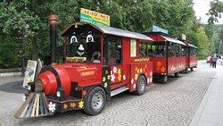 Kolejka turystyczna Polanica Express