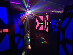 Speed of Light Laser Tag