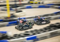 Kartbahn Indoor Karting