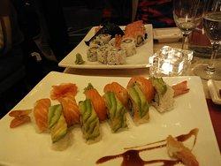 Ottimo sushi a Parigi