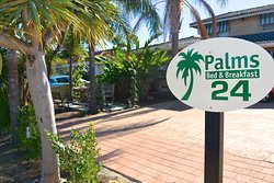 Palms Bed and Breakfast