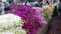 ตลาดดอกไม้จตุจักร