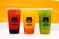 Yobu Frozen Yoghurt and Bubble Tea