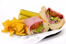 OG Subs, Salads and Wraps