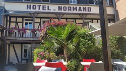 Hotel Restaurant Normand