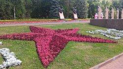 Monument to Minnigali Gubaydullin And Aleksandr Matrosov