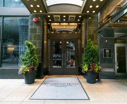 クラウンプラザ ホテル シカゴ ザ シルバースミス