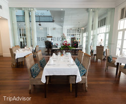 Prince Albert Restaurant at the Grand Pacific Hotel