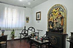 la Casa de Santa Teresa de Jesus