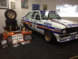 Qld MotorSport Memorabilia Display Centre