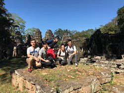 Cambodian Driver & Tour
