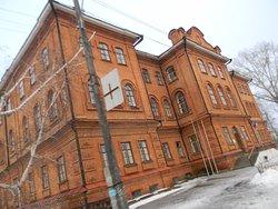 Building of Boy's High School