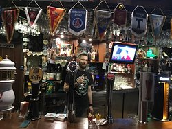 Irish Pub Shamrock