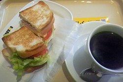 Doutor Coffee Shop Keisei Aoto
