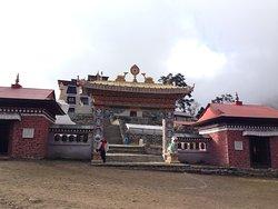 Tyanboche Monastry