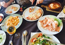 Restaurante Vesuvio