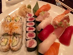 Sushi Deluxe Combo