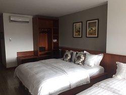 nice stay, beautiful room