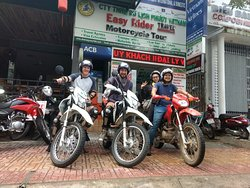 Easy Rider Travel - Day Tours