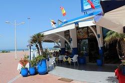 Restaurant Plage Bleue