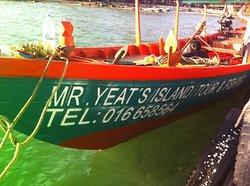 Mr. Yeat's Island Tour
