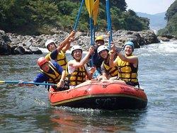 Big Smile Rafting Tour