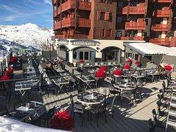 Restaurant Le Montana
