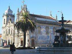 Edificio da Reitoria da Universidade do Porto
