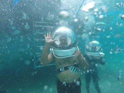 Solar Sea Walk (Undersea Walk Ltd)