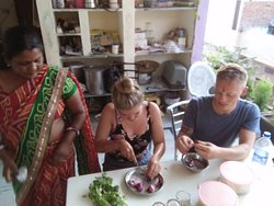 Manju Cooking Classes