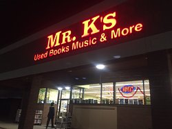 ‪Mr. K's Used Books, Music & More‬