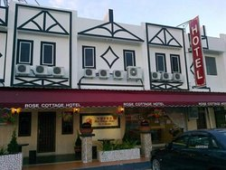 Rose Cottage Hotel Taman Nusa Cemerlang