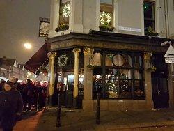 倫敦屠夫傑克步行旅遊團