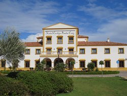 Hotel Cortijo Santa-Cruz