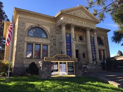 The Petaluma Library Museum