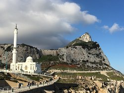 Gibraltar's Inside Out Rock Tours