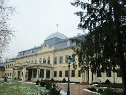 Gyula Almasy Castle