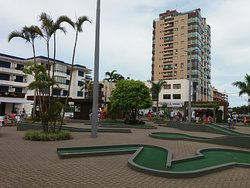 Praça do Mini Golfe