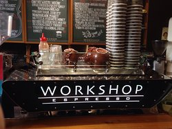 Workshop Espresso