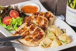 バンカズ リブ& BBQ(ブルガリア料理)