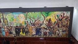 Museu Mural Diego Rivera