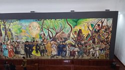 متحف جدارية دييجو ريفيرا