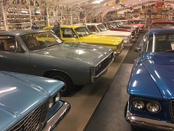 Donald & Sheila Feast's Classic Car Collection & memorabilia