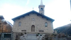 Eglise Saint Jacques de Tarentaise
