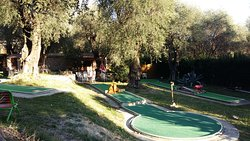 Mini-golf du Pian