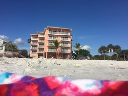 Best place to stay on Ft. Myers beach!