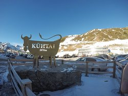 Kühtai Ski Resort