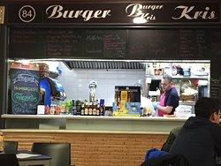 Burger Kris