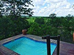 Beautiful luxury lodge in Vic Falls